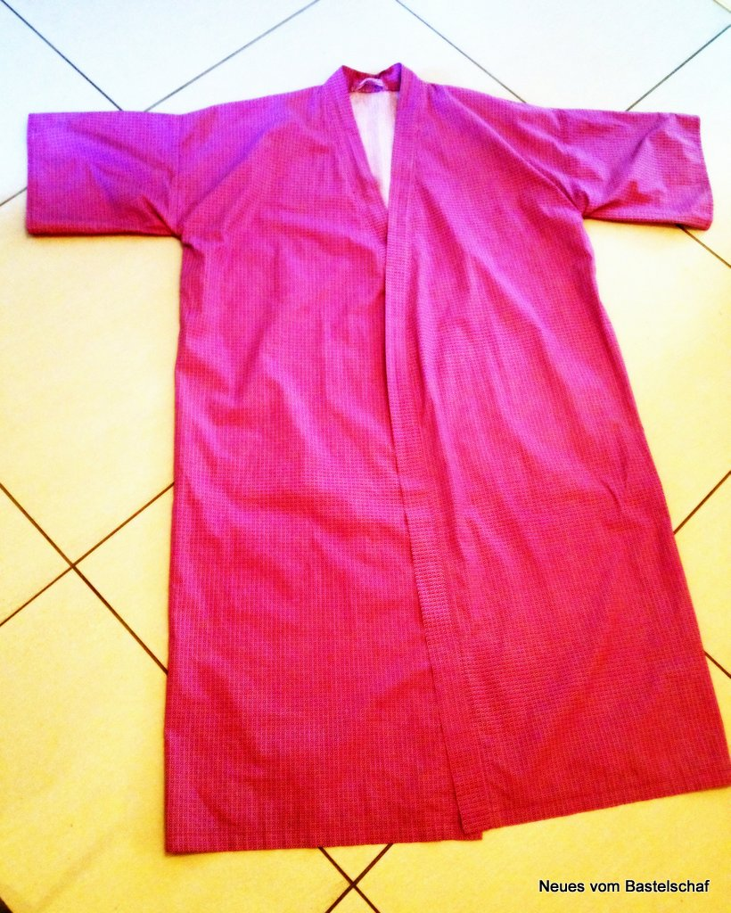 Japan-Style: Kimono selber nähen | Neues vom Bastelschaf