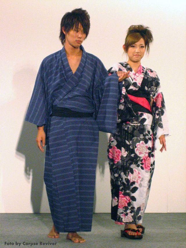 Kimono oder Yukata ganz einfach selber nähen – Neues vom Bastelschaf