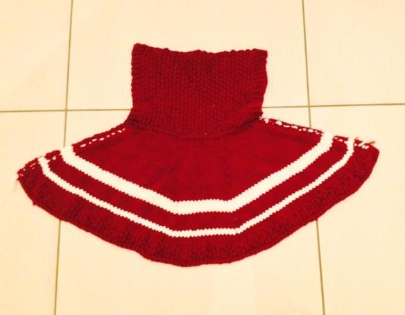 Jacke für Babies stricken einfach
