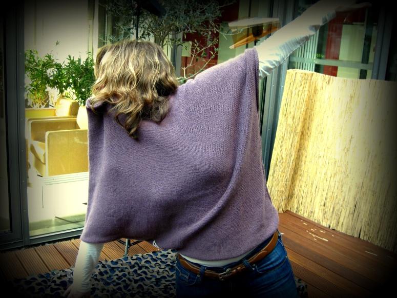 bastelschaf sweater