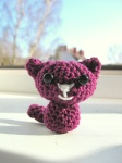 Katze häkeln, crochet cat, amigurumi cat kitty