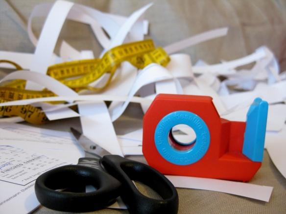 Papiergerümpel