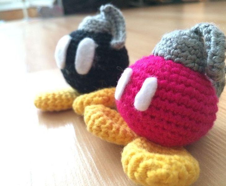 Super Mario Crochet Pattern, Mario Crochet Pattern, Doll Crochet ... | 600x730