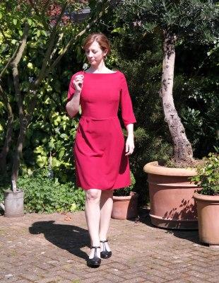 Sixties-Kleid Anleitung