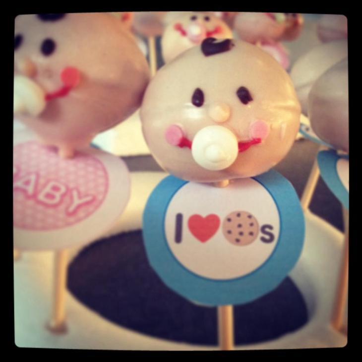 cake pops baby