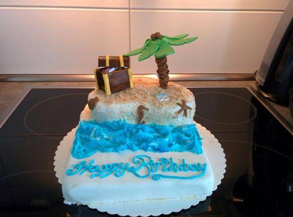 cake pop torte