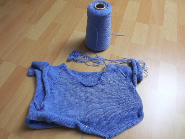 Sommerpulli Knit-Along