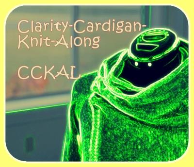 Knit along beim Bastelschaf