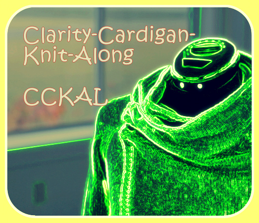 Clarity Cardigan Detail