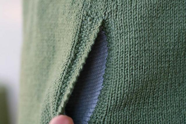 Clarity Cardigan Taschen
