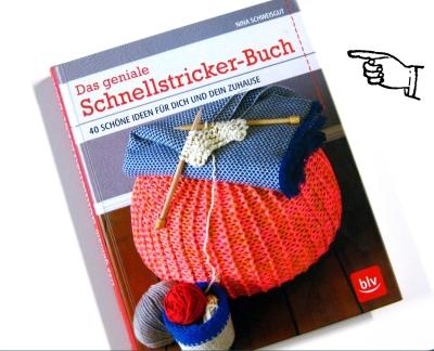 Strickbuch Ideen für Zuhause
