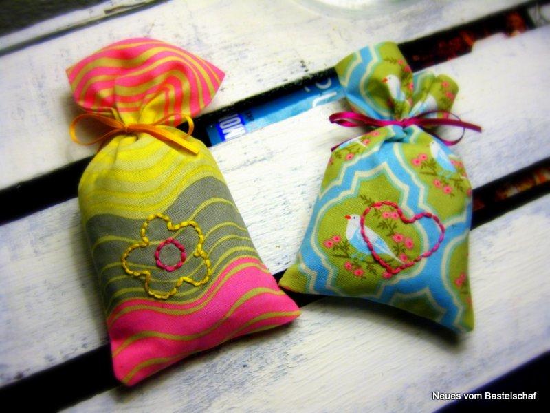 Lavendelsäckchen Selbermachen Anleitung Kostenlos