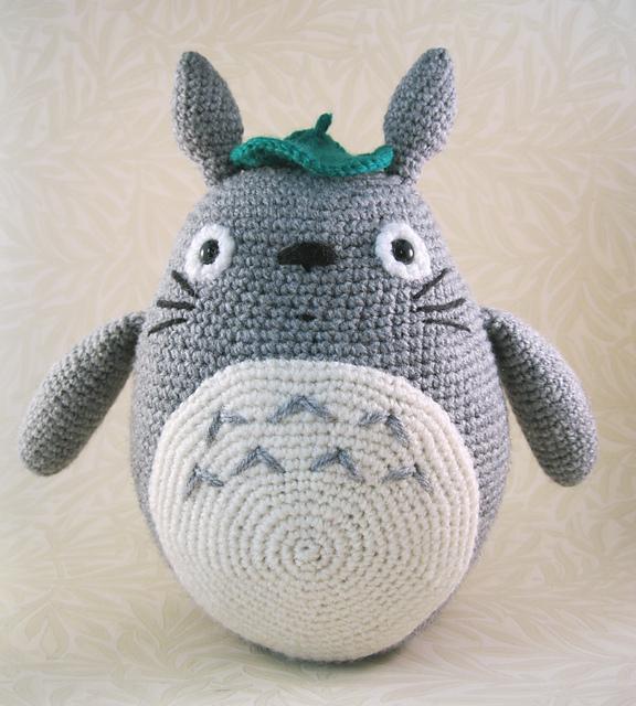 Totoro Amigurumi Anleitung