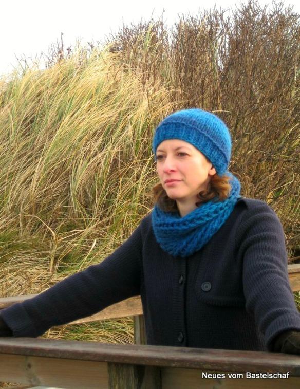 Loop stricken dicke Wolle Anleitung kostenlos