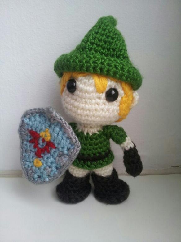 Legend of Zelda Link