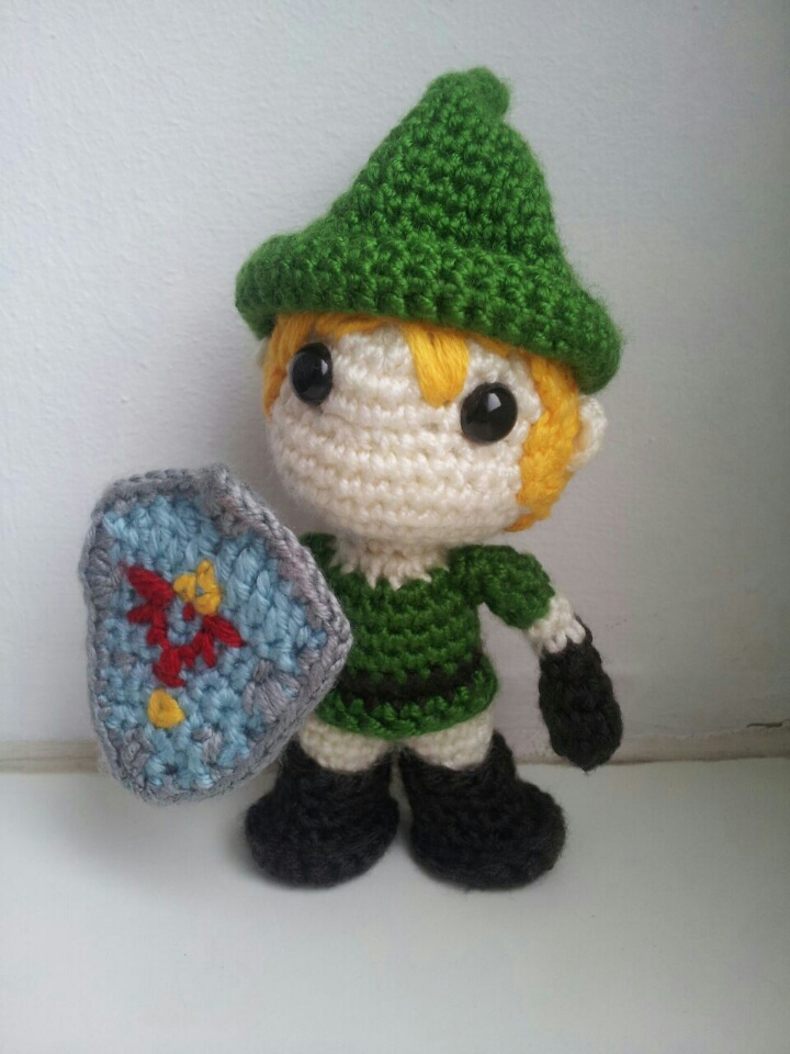 Legend of Zelda Link