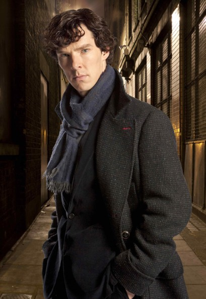 Sherlock Mantel