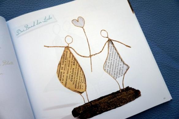 Gutschein für Hochzeit basteln