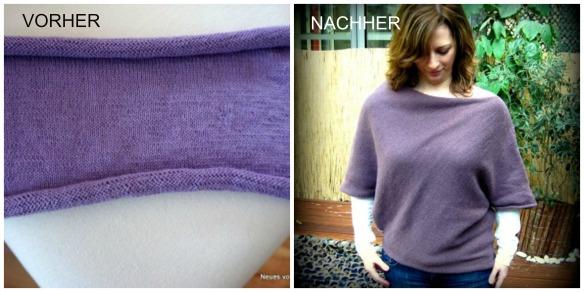 Paris Sweater Collage