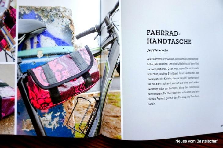 Tasche Lenker Fahrrad Anleitung
