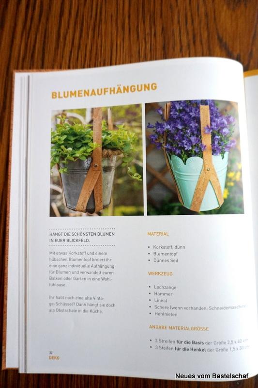 Blumenampel Aufhängung selber machen