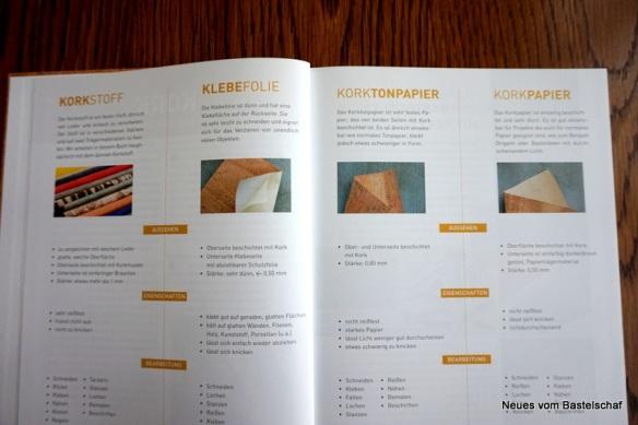 Korkleder Korkpapier Unterschied