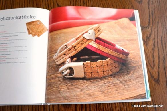 Armband aus Kork selbermachen