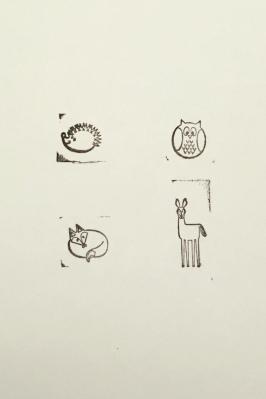 Stempel Tiere