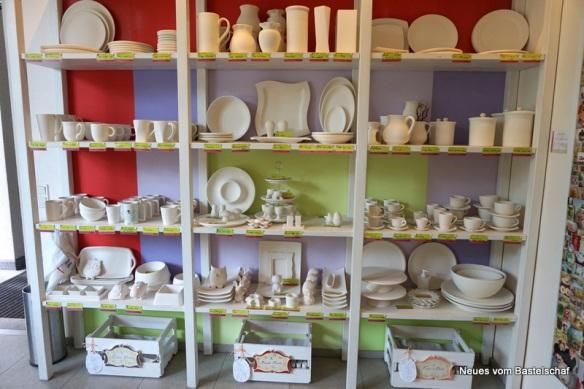 Rohlinge Keramik