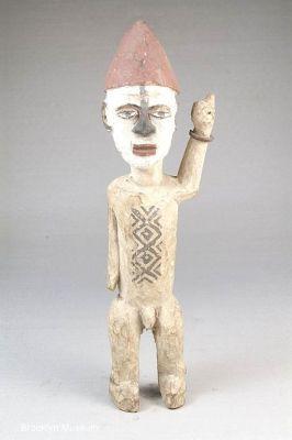 Brooklyn Museum Figure