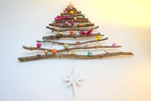 klappweihnachtsbaum-von-unten