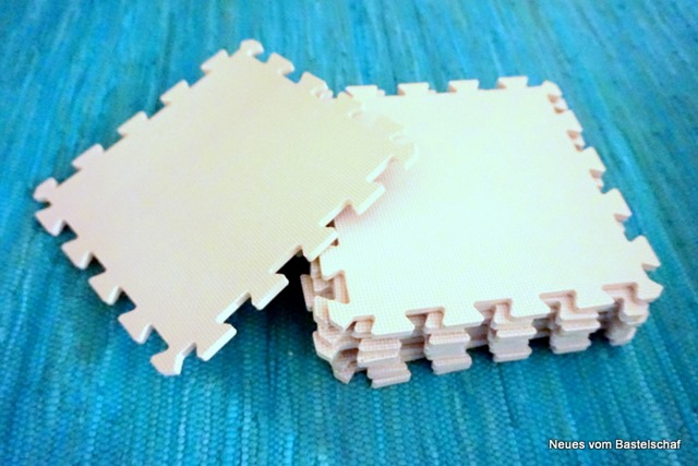 Strick spannen Matte Gummi Puzzle