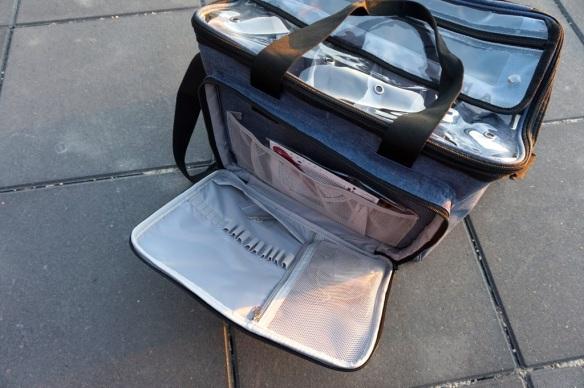 Häkelnadeln Stricksachen Tasche