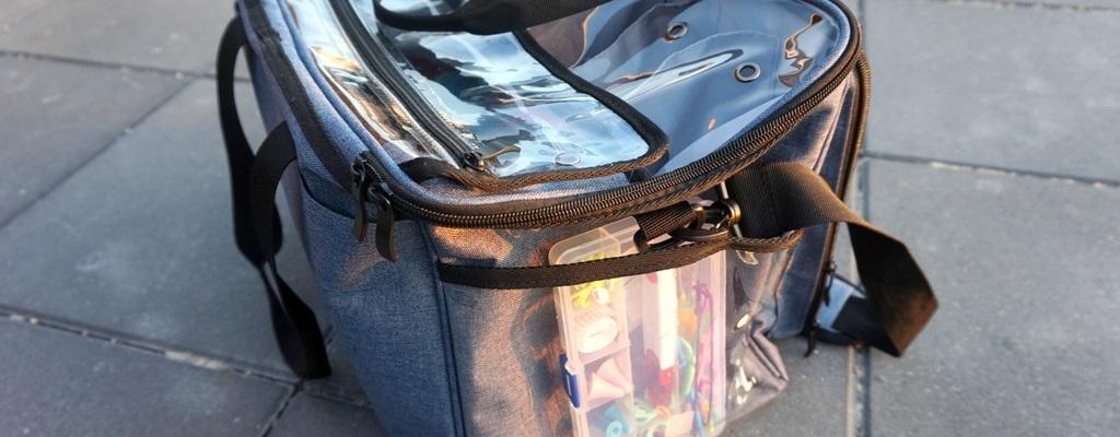 Strickzubehör Stricken Tasche Geschenk