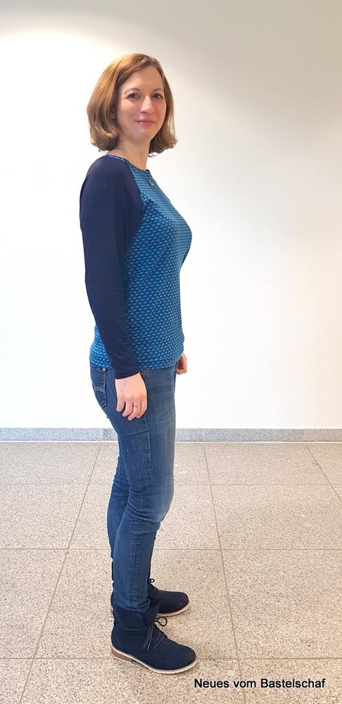 Shirt Raglan Bethioua