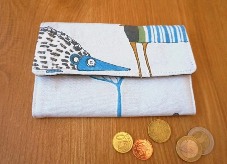 Portemonnaie selber nähen