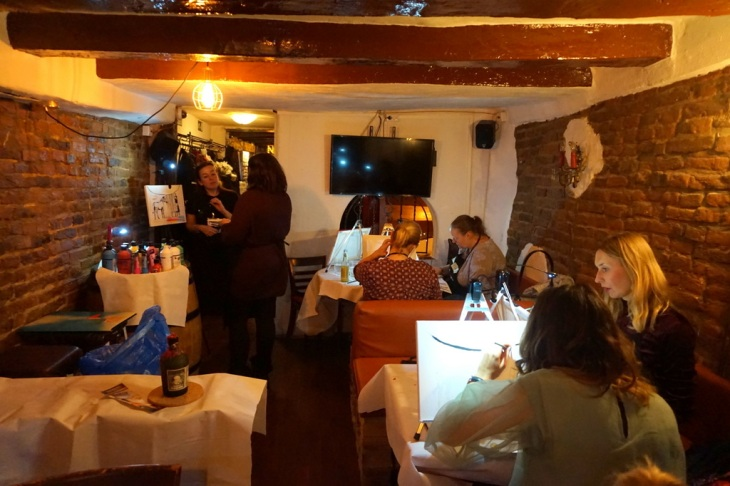 The Oak's Bar Cocktailbar Düsseldorf
